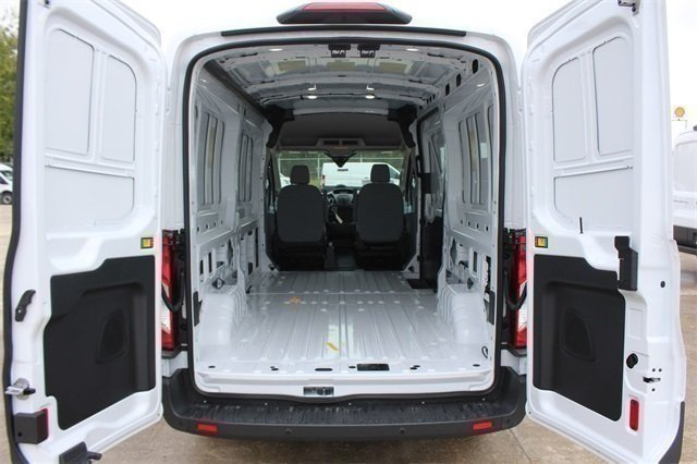 2018 Transit 250 Med Roof 4x2,  Empty Cargo Van #D0597 - photo 2