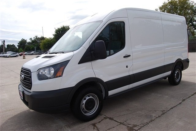 2018 Transit 250 Med Roof 4x2,  Empty Cargo Van #D0597 - photo 4