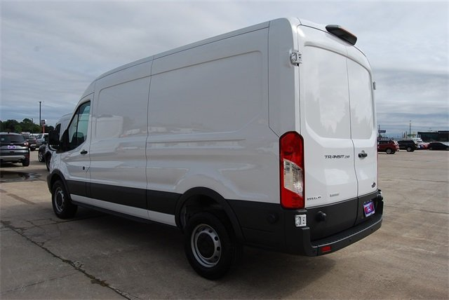 2018 Transit 250 Med Roof 4x2,  Empty Cargo Van #D0597 - photo 6