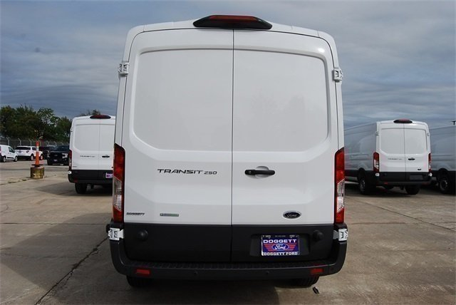 2018 Transit 250 Med Roof 4x2,  Empty Cargo Van #D0597 - photo 7