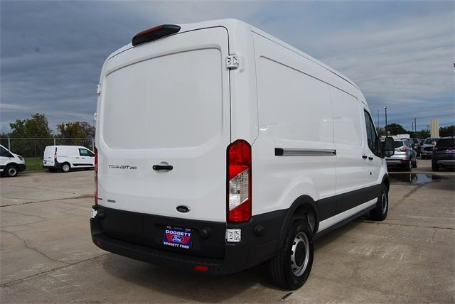 2018 Transit 250 Med Roof 4x2,  Empty Cargo Van #D0597 - photo 8