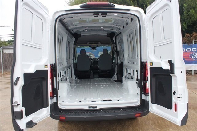 2018 Transit 250 Med Roof 4x2,  Empty Cargo Van #D0598 - photo 2