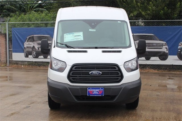 2018 Transit 250 Med Roof 4x2,  Empty Cargo Van #D0598 - photo 4
