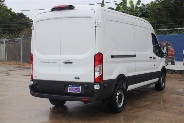 2018 Transit 250 Med Roof 4x2,  Empty Cargo Van #D0598 - photo 9