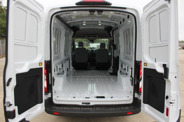 2018 Transit 150 Med Roof 4x2,  Empty Cargo Van #D0638 - photo 2