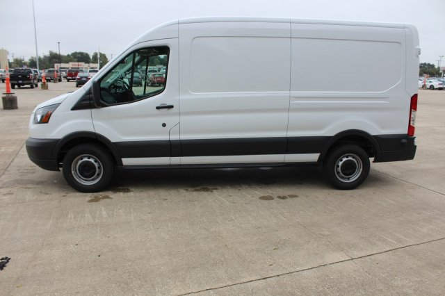 2018 Transit 150 Med Roof 4x2,  Empty Cargo Van #D0638 - photo 5
