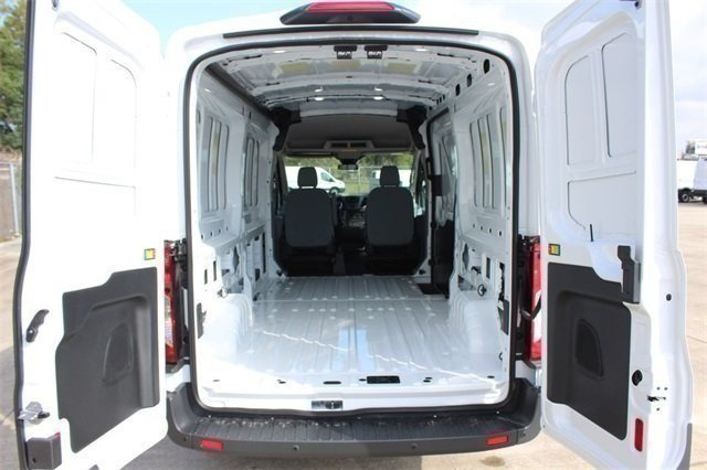 2018 Transit 250 Med Roof 4x2,  Empty Cargo Van #D0646 - photo 2