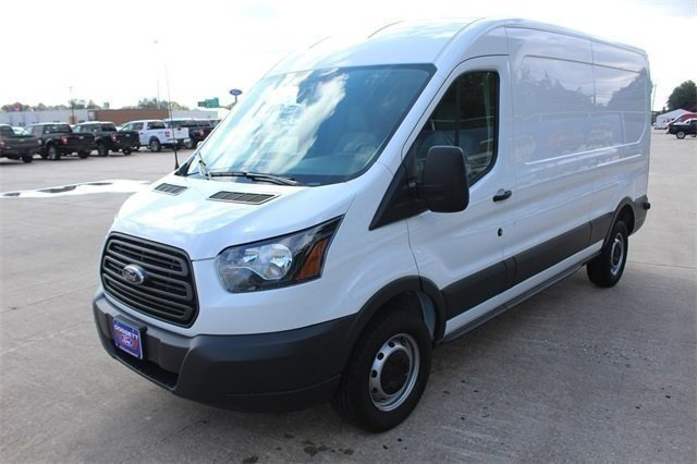 2018 Transit 250 Med Roof 4x2,  Empty Cargo Van #D0646 - photo 4
