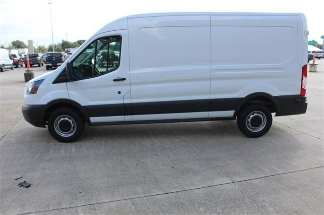 2018 Transit 250 Med Roof 4x2,  Empty Cargo Van #D0646 - photo 5