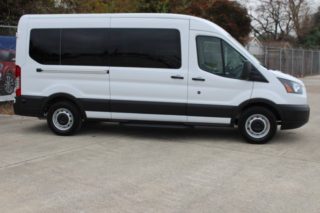 2019 Transit 350 Med Roof 4x2,  Passenger Wagon #D0793 - photo 3