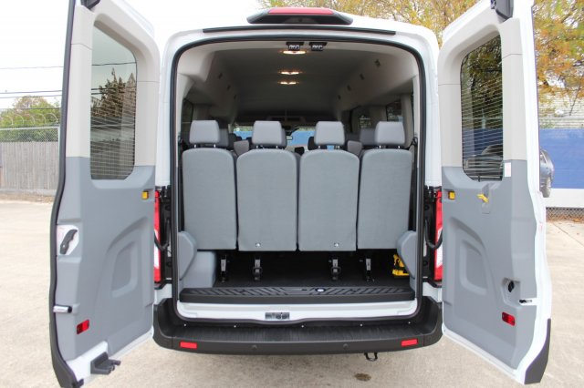 2019 Transit 350 Med Roof 4x2,  Passenger Wagon #D0793 - photo 23