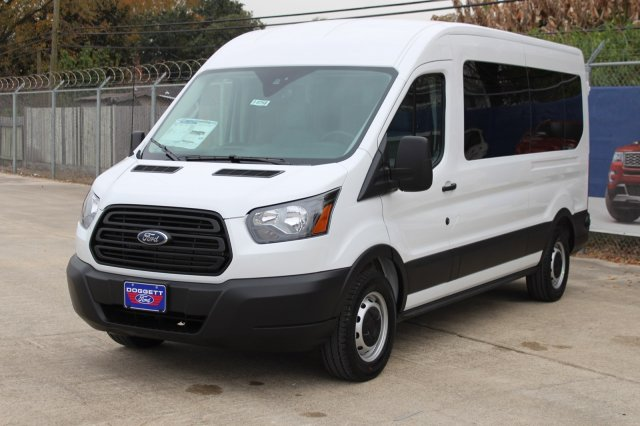 2019 Transit 350 Med Roof 4x2,  Passenger Wagon #D0793 - photo 5