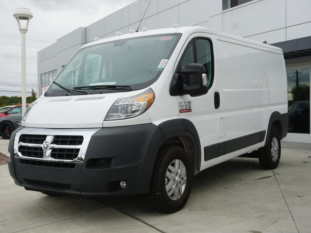 2018 ProMaster 1500 Standard Roof FWD,  Empty Cargo Van #BJ1241 - photo 4