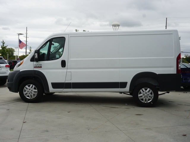 2018 ProMaster 1500 Standard Roof FWD,  Empty Cargo Van #BJ1241 - photo 5