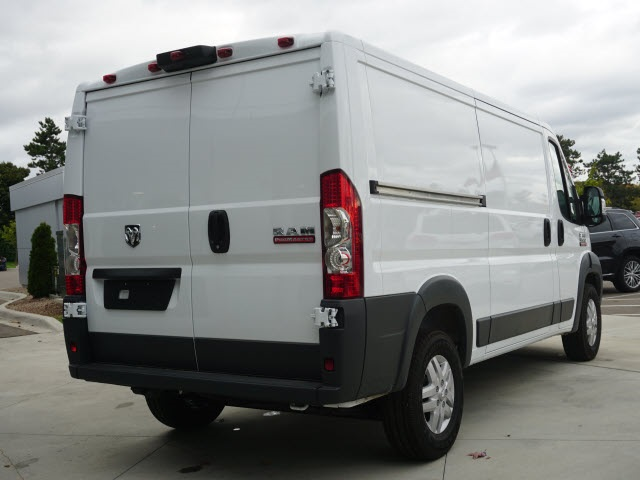 2018 ProMaster 1500 Standard Roof FWD,  Empty Cargo Van #BJ1241 - photo 8