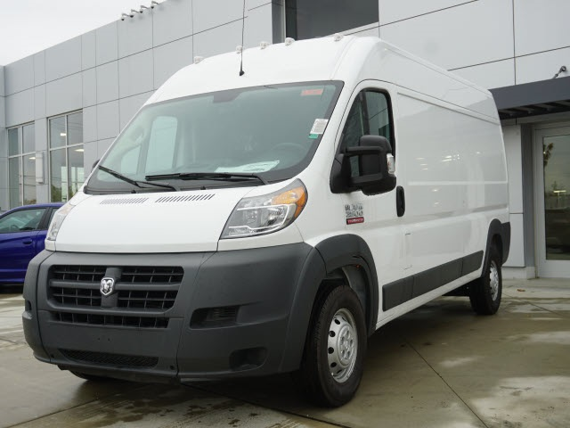 2018 ProMaster 2500 High Roof FWD,  Empty Cargo Van #BJ1257 - photo 4