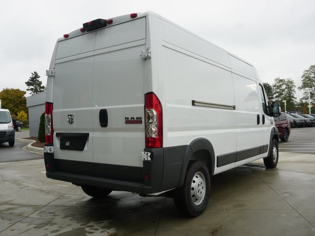 2018 ProMaster 2500 High Roof FWD,  Empty Cargo Van #BJ1257 - photo 7