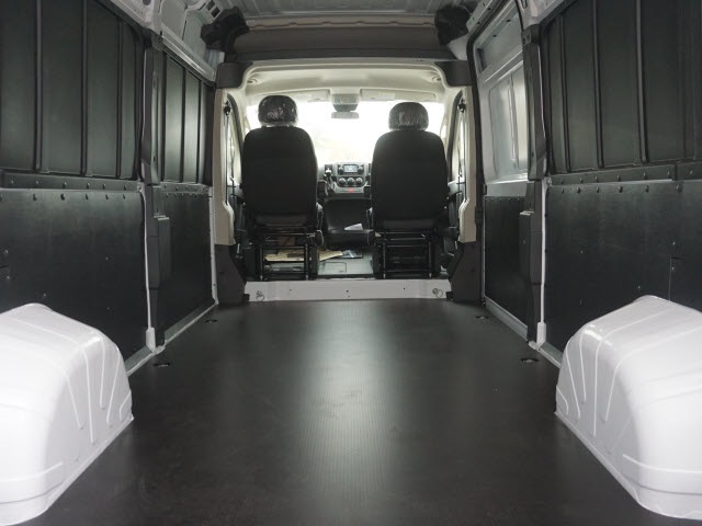 2018 ProMaster 2500 High Roof FWD,  Empty Cargo Van #BJ1257 - photo 2