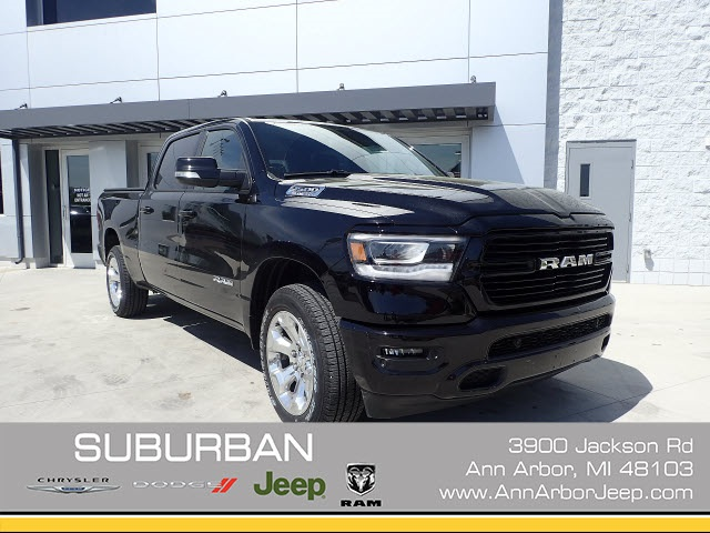 2019 Ram 1500 Crew Cab 4x4,  Pickup #BK0053 - photo 1