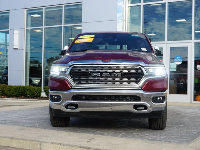 2019 Ram 1500 Crew Cab 4x4,  Pickup #BK0183 - photo 3