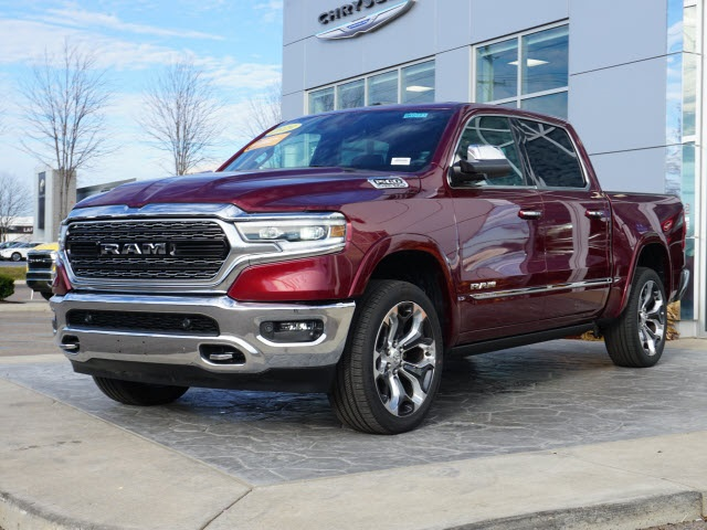 2019 Ram 1500 Crew Cab 4x4,  Pickup #BK0183 - photo 4