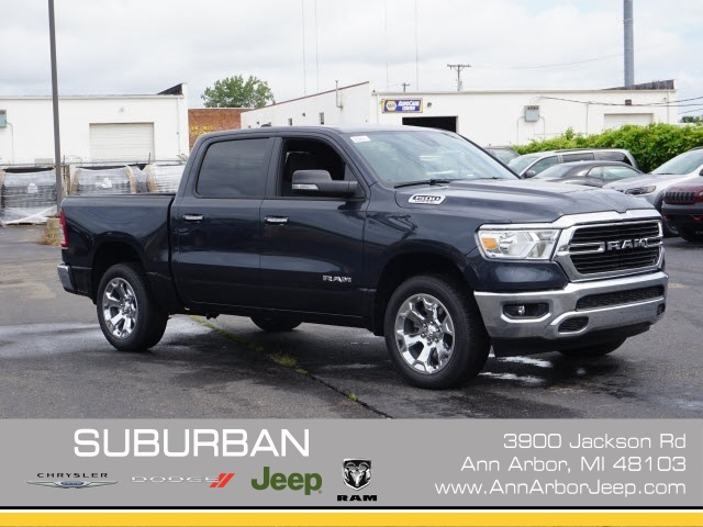 2019 Ram 1500 Crew Cab 4x4,  Pickup #BK0192 - photo 1