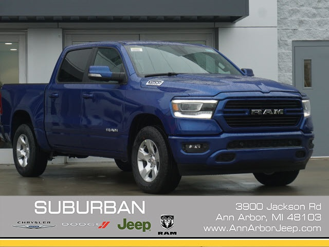 2019 Ram 1500 Crew Cab 4x4,  Pickup #BK0222 - photo 1