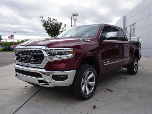 2019 Ram 1500 Crew Cab 4x4,  Pickup #BK0253 - photo 4