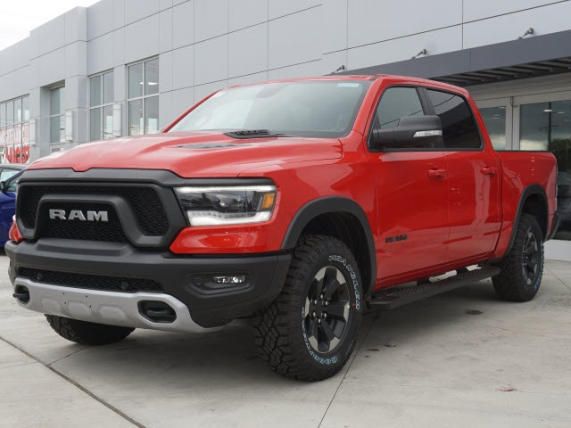 2019 Ram 1500 Crew Cab 4x4,  Pickup #BK0254 - photo 4