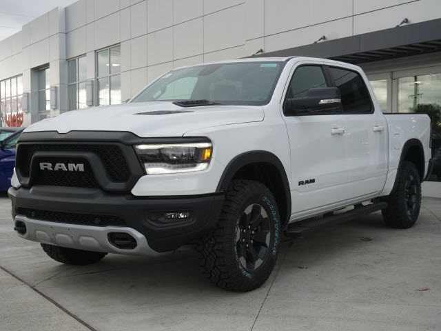 2019 Ram 1500 Crew Cab 4x4,  Pickup #BK0265 - photo 4