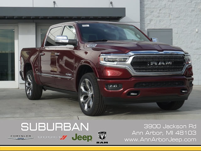 2019 Ram 1500 Crew Cab 4x4,  Pickup #BK0277 - photo 1