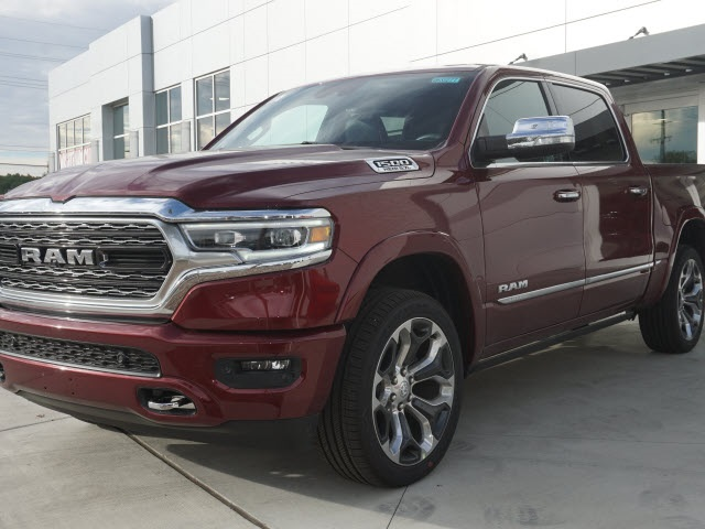2019 Ram 1500 Crew Cab 4x4,  Pickup #BK0277 - photo 4