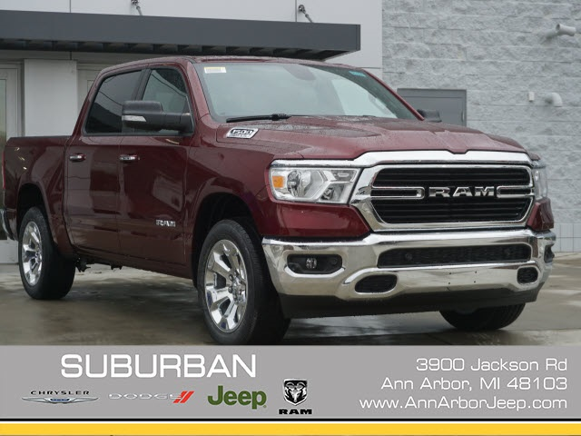 2019 Ram 1500 Crew Cab 4x4,  Pickup #BK0306 - photo 1