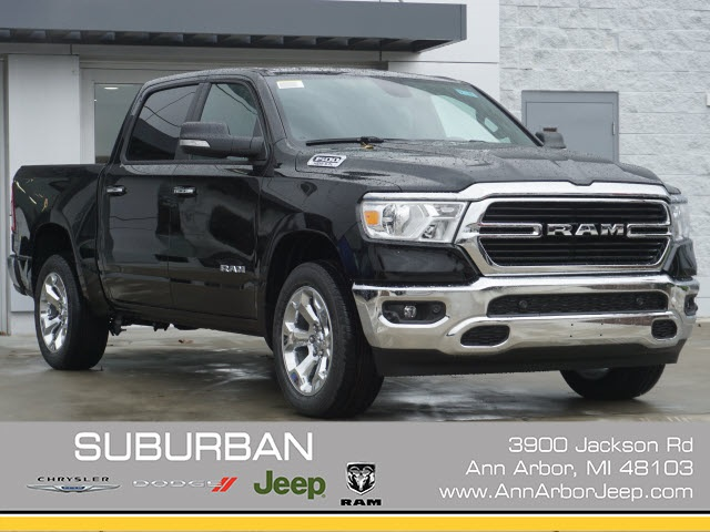 2019 Ram 1500 Crew Cab 4x4,  Pickup #BK0308 - photo 1