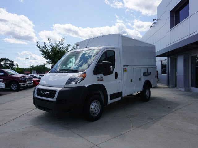 2019 ProMaster 3500 Standard Roof FWD,  Cutaway #BK0411 - photo 4