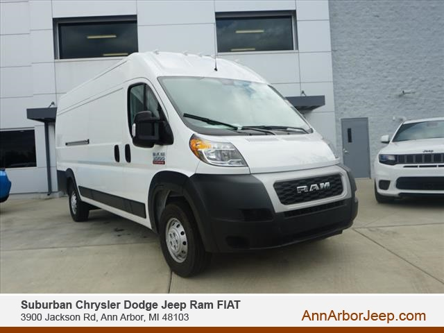 2019 Ram ProMaster 3500 High Roof FWD, Empty Cargo Van #BK1074 - photo 1