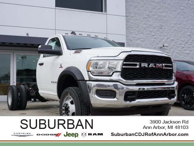 2020 Ram 5500 Regular Cab DRW 4x4, Cab Chassis #BL0619 - photo 1
