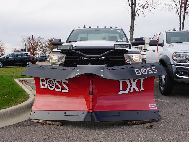 2020 Ram 3500 Regular Cab 4x4, BOSS Pickup #BL1132 - photo 1