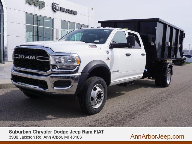 2020 Ram 4500 Crew Cab DRW 4x4, Switch N Go Hooklift Body #BL1141 - photo 1