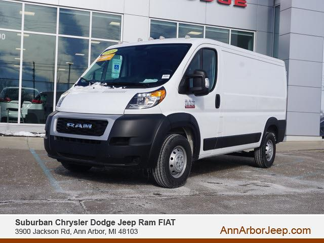 2019 Ram ProMaster 1500 Standard Roof FWD, Empty Cargo Van #BP3747 - photo 1