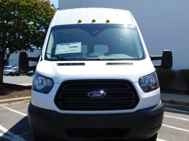 2018 Transit 350 HD High Roof DRW 4x2,  Empty Cargo Van #T186133 - photo 9