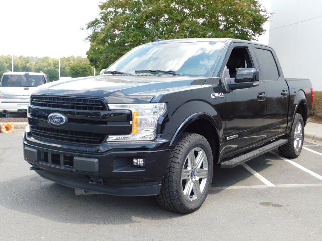 2018 F-150 SuperCrew Cab 4x4,  Pickup #T187361 - photo 7