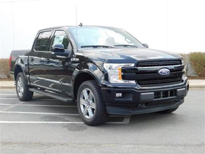 2018 F-150 SuperCrew Cab 4x4,  Pickup #T187361 - photo 1