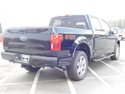 2018 F-150 SuperCrew Cab 4x4,  Pickup #T187361 - photo 2