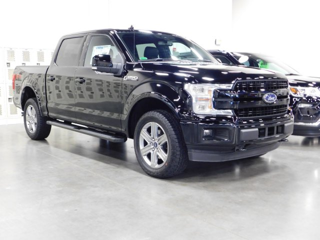 2018 F-150 SuperCrew Cab 4x4,  Pickup #T187455 - photo 3