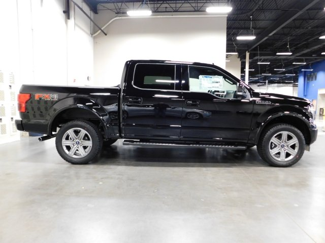 2018 F-150 SuperCrew Cab 4x4,  Pickup #T187455 - photo 4