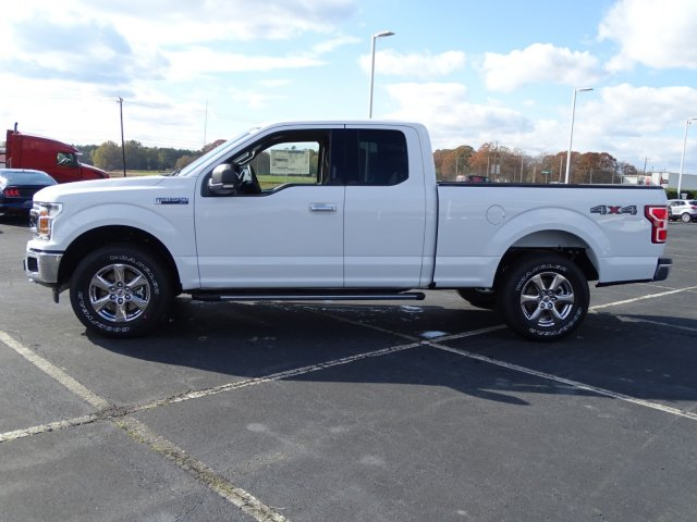 2018 F-150 Super Cab 4x4,  Pickup #T187483 - photo 7