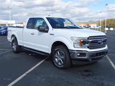 2018 F-150 Super Cab 4x4,  Pickup #T187483 - photo 3