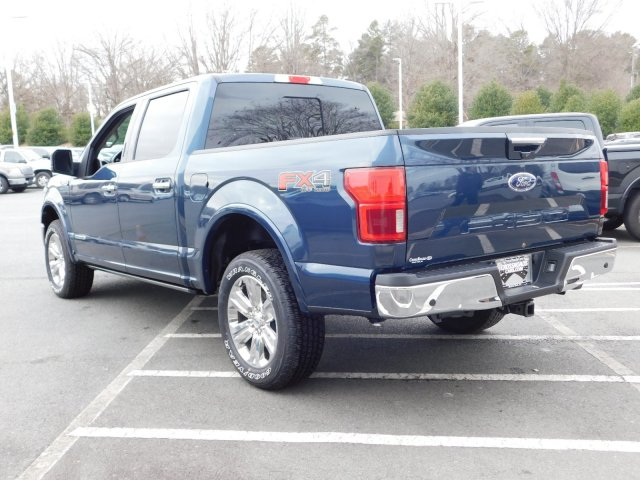 2018 F-150 SuperCrew Cab 4x4,  Pickup #T187484 - photo 1