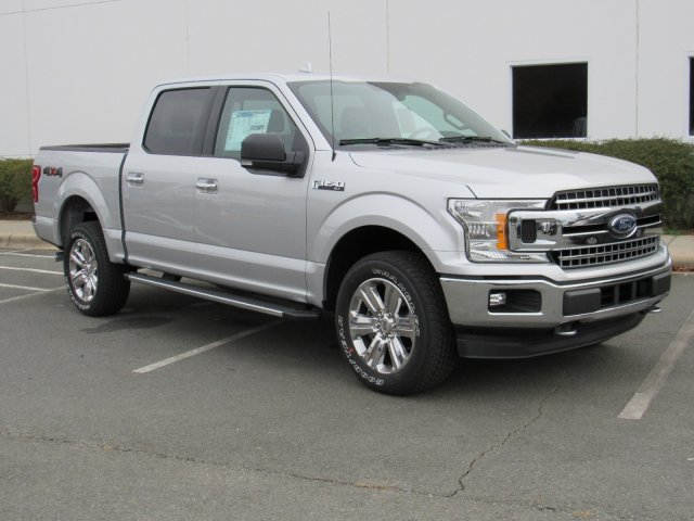 2018 F-150 SuperCrew Cab 4x4,  Pickup #T187491 - photo 3